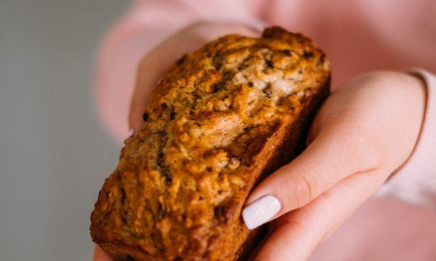 Banana Bread Cookies/Mug