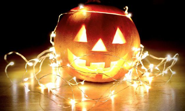 #HappyHealthy Halloween