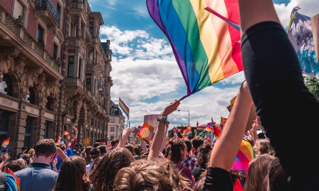 October is: LGBTQ+ Heritage Month